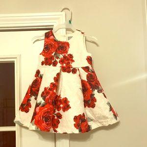 The  Children's Place Flower Dress
